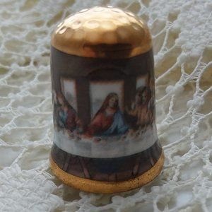 Thimble of The Lord's Last Supper